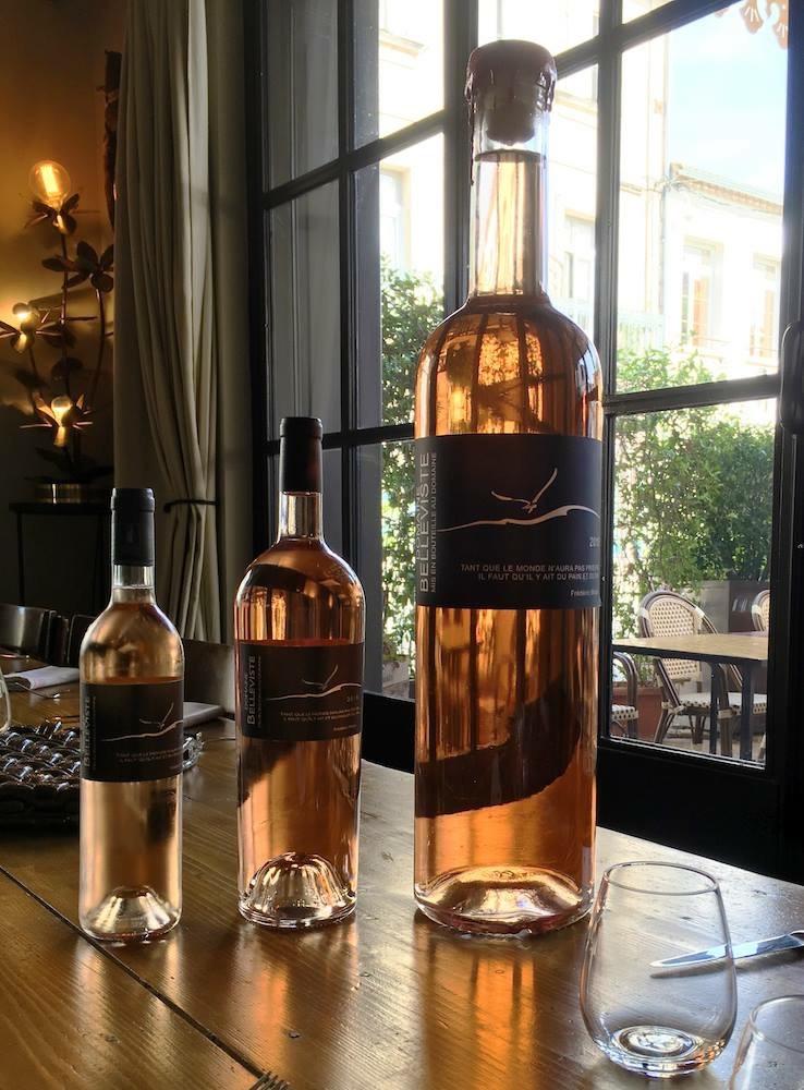 Rosé, IGP Alpilles, Maillaine, Belleviste